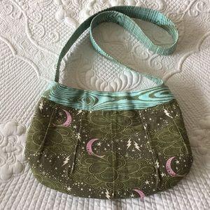 Handbags - Buttercup mini bag Tula Pink OOP fabric
